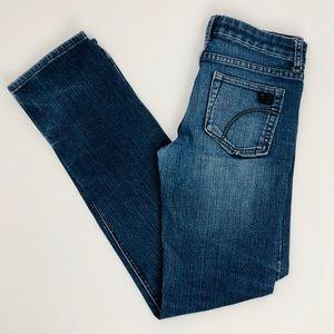 Joe's Jeans Kids Size 14 Skull Button Jeans